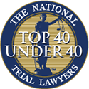 The National Trial Lawyers 40 Under 40
