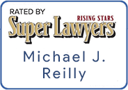 Michael J. Reilly Super Lawyers Rising Star